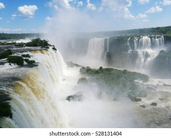 Iguacu, the biggest waterfall
