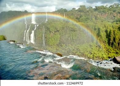 Iguasu Falls (Cataratas)
