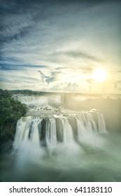 Iguazu Falls, 7 Wonder in the world, foz do iguacu - Brazil