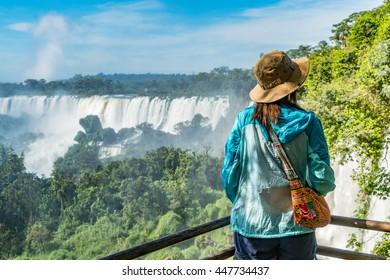 Iguazu Falls, New 7 Wonder of the world - Argentina