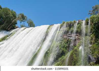 Iguazu falls, View from Argentinian side