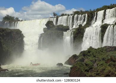 Iguazu Waterfall Argentina