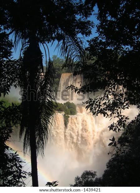 iguazu waterfalls ii
