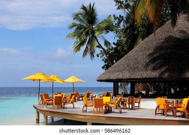 Ihuru island Maldives