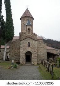 Ikalto church, Telavi, Kakheti region, Georgia
