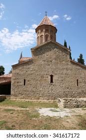Ikalto Monastery in Georgia.