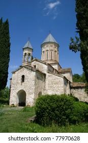 Ikalto monastery in Kakheti, Georgia, near Telavi