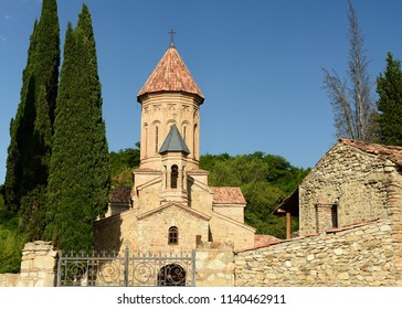 Ikalto Monastery it was ones of the most important Academy in Georgia, located in Kakheti region, near the Telavi town.