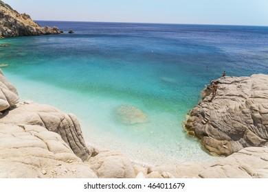 Ikaria Seycheles beach , Greece