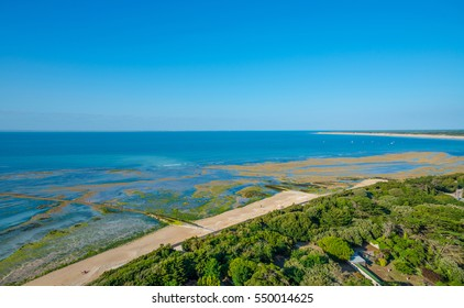 Ile de Re - The west Point of the Island, Charente Maritime, France
