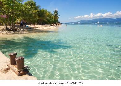 Ilet du Gosier - Gosier island - Le Gosier - Guadeloupe Caribbean island