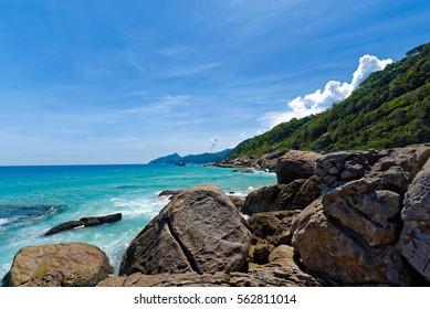 Ilha Grande, Rio de Janeiro, Brazil. The paradise.