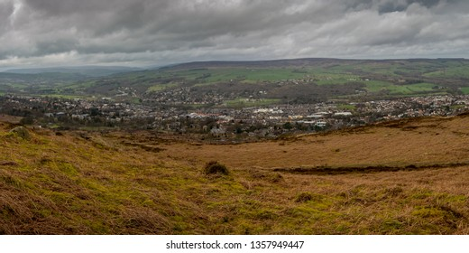 "Ilkley Moor is part of Rombalds Moor, the moorland between Ilkley and Keighley in West Yorkshire the moor is well known as the inspiration for the Yorkshire ""county anthem"" On Ilkla Moor """