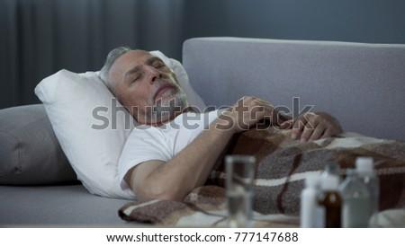 Sleeping Ill