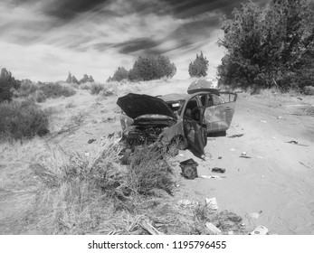 Illegal dumping in Northern Nevada