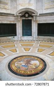 Illinois Memorial interior