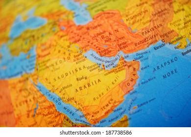 Detailed Dubai Map Stock Photos Images Photography Shutterstock
