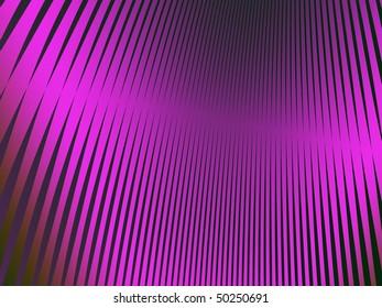 illusion lines in purple