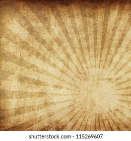 Illustration of abstract grunge paper background, texture.