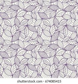 Illustration of abstract seamless pattern