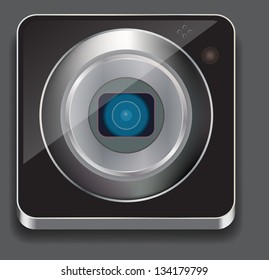 illustration of apps icon