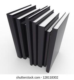 Illustration of Books,notebook