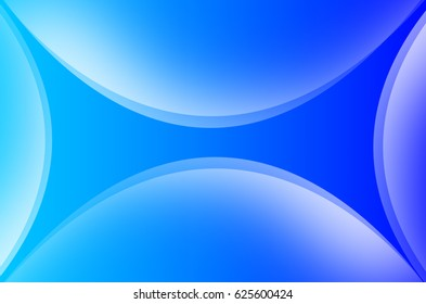 illustration graphics background with blue color