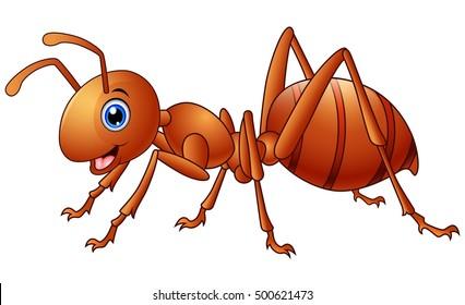 Cartoon Ant Images Stock Photos Amp Vectors Shutterstock