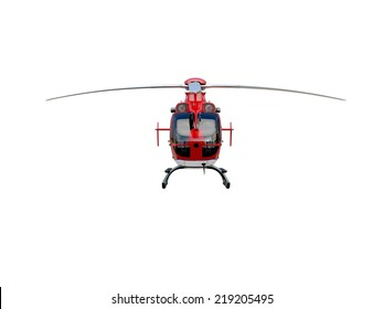 Illustration of a helicopter