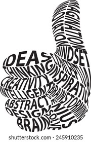 Illustration of idea design