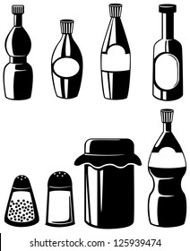 illustration of isolated condiment .JPG (EPS vector version id 125269067,format also available in my portfolio)