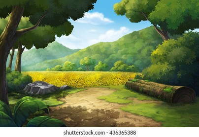 Outdoor Backgrounds Images Stock Photos Vectors Shutterstock