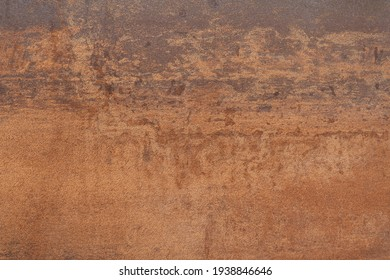 An illustration of orange and brown surface with scratches and rust