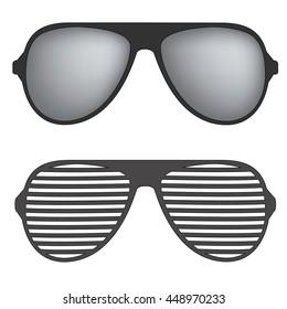 illustration sunglasses sun glasses eyeglasses