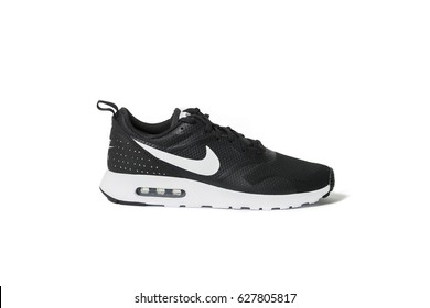 best service 82ab7 8b579 Illustrative editorial  Nike Air Max Sneaker Shoe Isolated