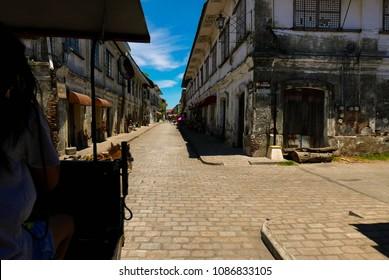 Ilocos Norte, Vigan, Kalesa