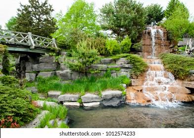 Jardín Botánico Chino - Montreal - Canadá
