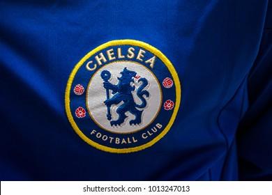Chelsea Fc Logo Vector Eps Free Download