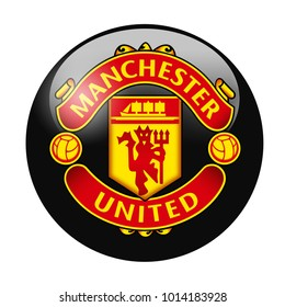 Manchester United Logo Vector Ai Free Download