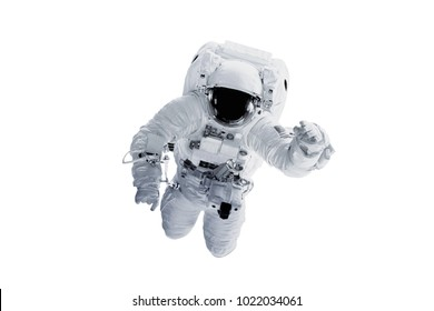 Astronaut - Elemente dieses Bildes von der NASA eingerichtet
