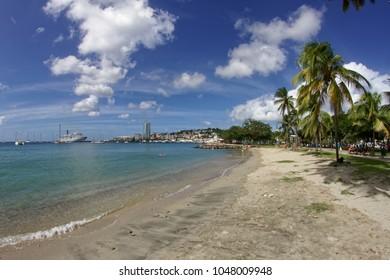 Fort de France Waterfront - Martinique FWI