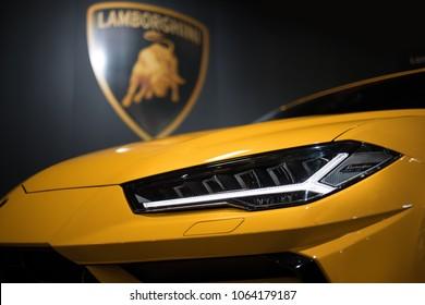 Lamborghini Logo Vectors Free Download