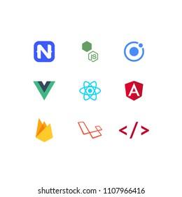 Node Js Logo Vectors Free Download