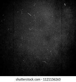Fondo de grunge rayado negro, textura de terror aterrador, efecto de película antigua