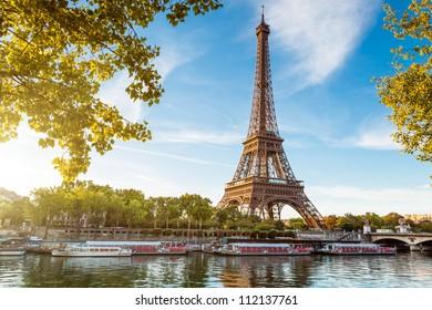 Torre Eiffel, París. Francia.