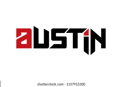 Austin Logo Vectors Free Download