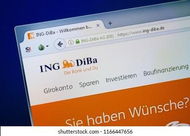 ingdiba log in