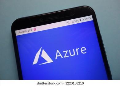 Microsoft Azure Logo Vectors Free Download