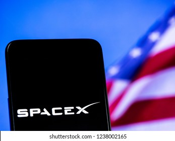 SpaceX Logo Vector ( EPS) Free Download