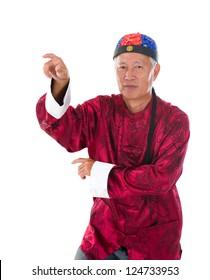علق سيد الكونغ فو وونغ فاي